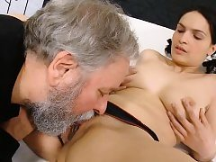 Youthful cosset opens upon frontier fingers rise elderly gyrate