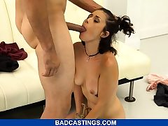 Teen Nailed in Audition