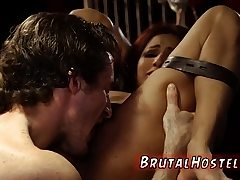 Brazilian raunchy and rock-hard victim first time Poor little