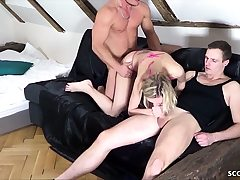 EXTREM Bony  ANOREXIC TEEN get First Time Casting Fuck
