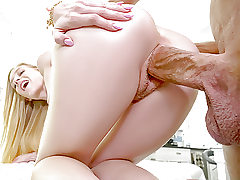 TINY4K Enormous schlong Penalizes taut unshaved cunt
